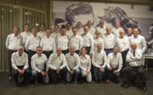 Groepsfoto leden 2014