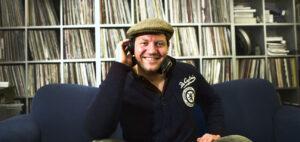 DJ Dennis van der Geest